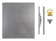 Съемный люк под плитку 400Х400